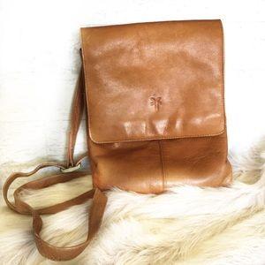 FRYE Vintage Messenger Saddle Bag